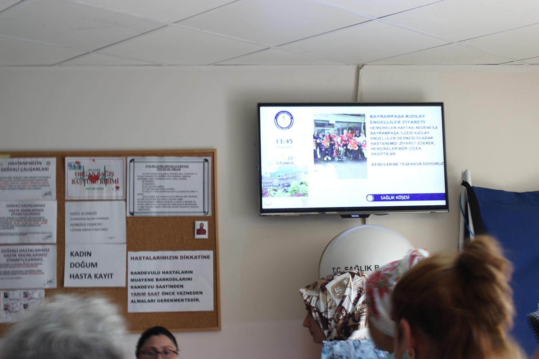 Bayrampaşa Devlet Hastanesi TV 3