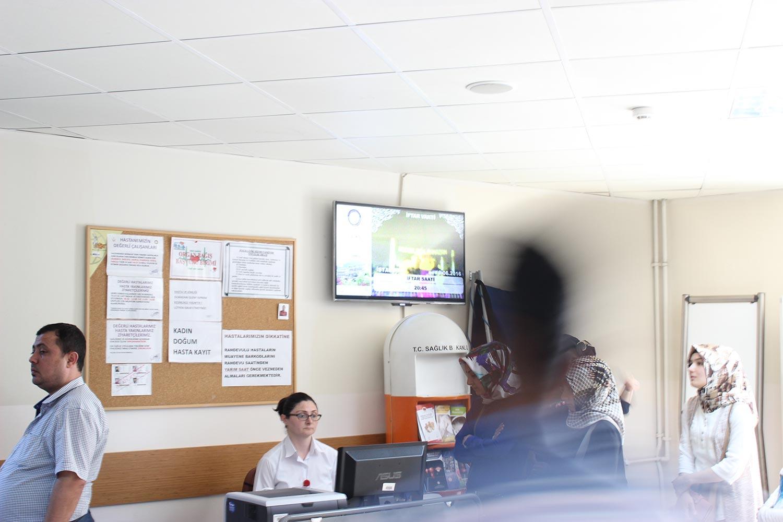 Bayrampaşa Devlet Hastanesi TV 2
