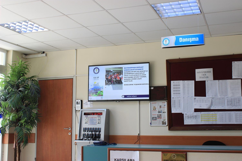 'Bayrampaşa Devlet Hastanesi Tv' yayında!