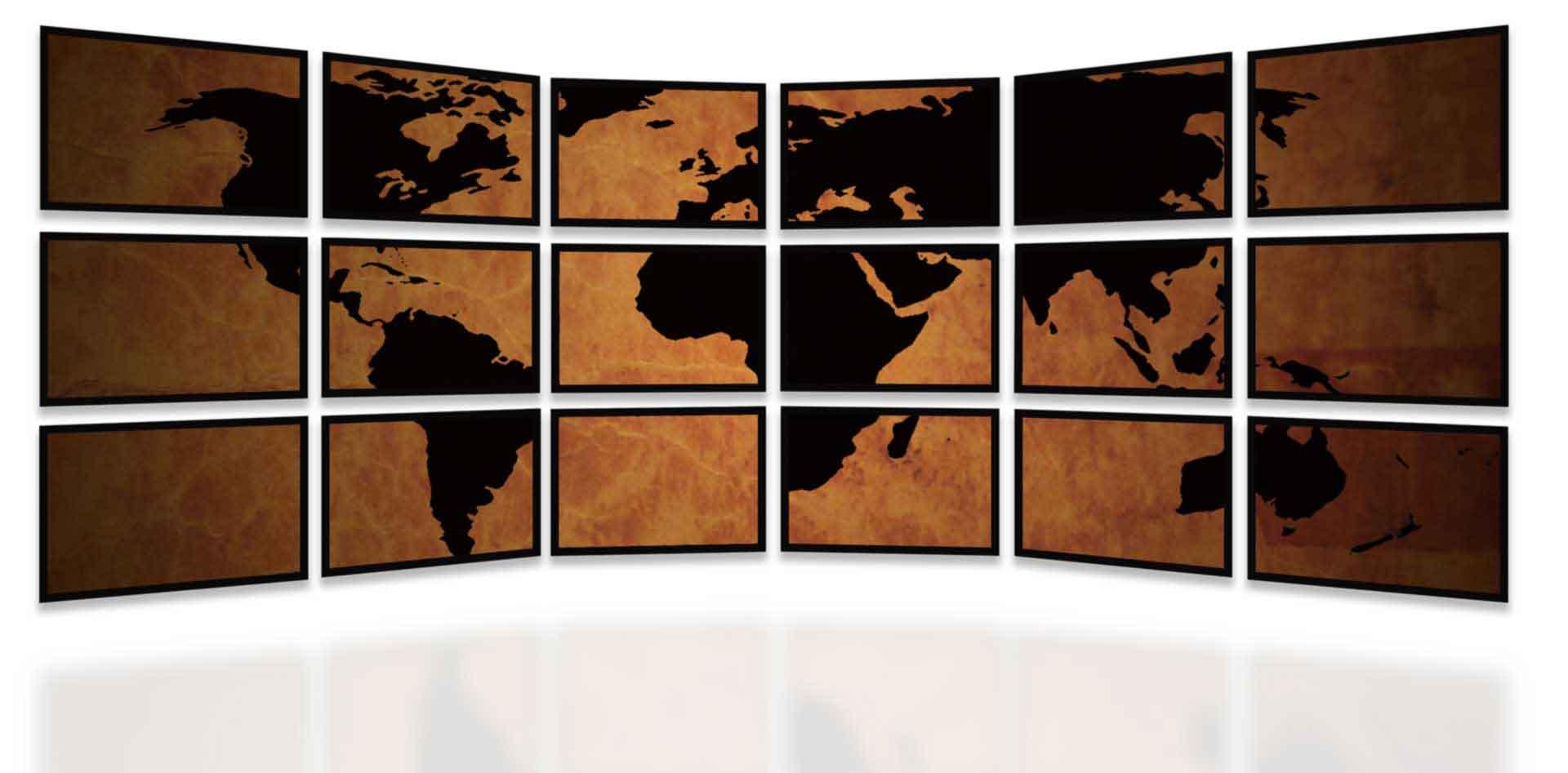 dgital signage videowall çözümümüz